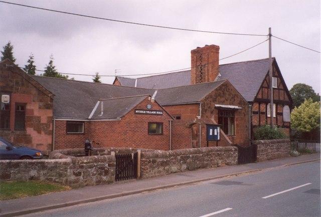 Village Hall, Myddle