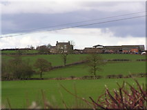 SJ8931 : North Pirehill Farm by Jack Barber