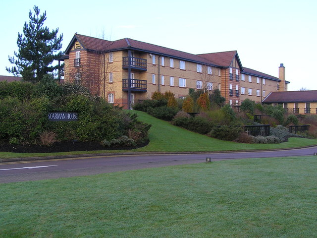 Scarman House, Training and Conference Centre