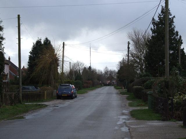 New Road, Ashwellthorpe