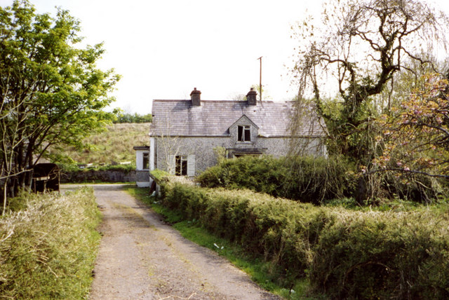 Old YHANI Youth Hostel at Mullaghbane, Lough Macnean, Co Fermanagh.