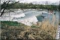 SO8120 : Severn Bore near Over Bridge, Gloucester by Ruth Sharville