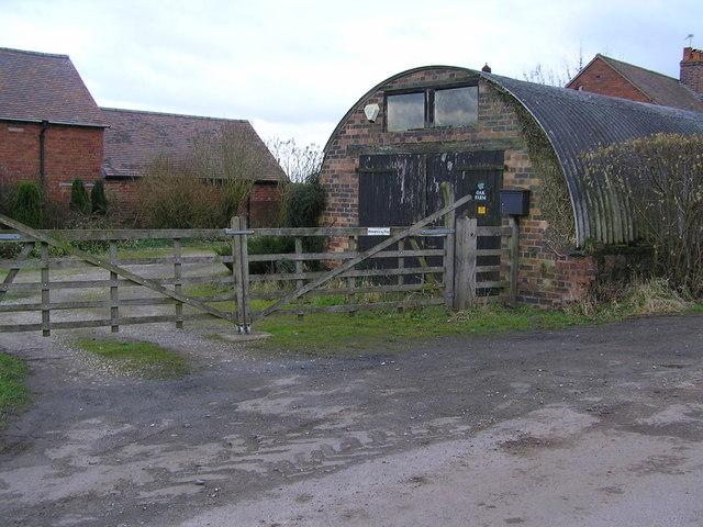 Oak Farm, Pirehill Lane, Stone