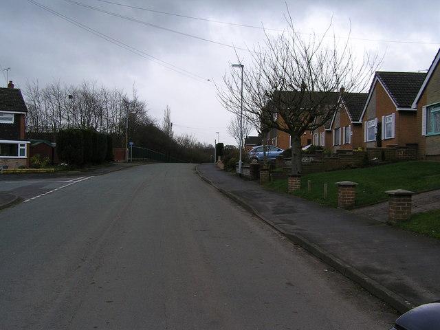 Pirehill Lane, Stone