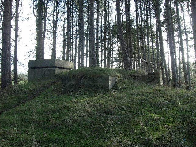 RAF Pembrey Battle Headquarters