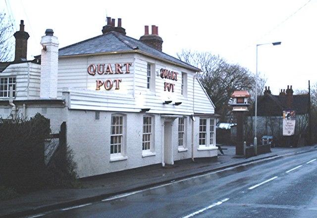 The Quart Pot, Runwell