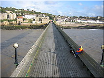 ST4071 : Clevedon by Chris Heaton