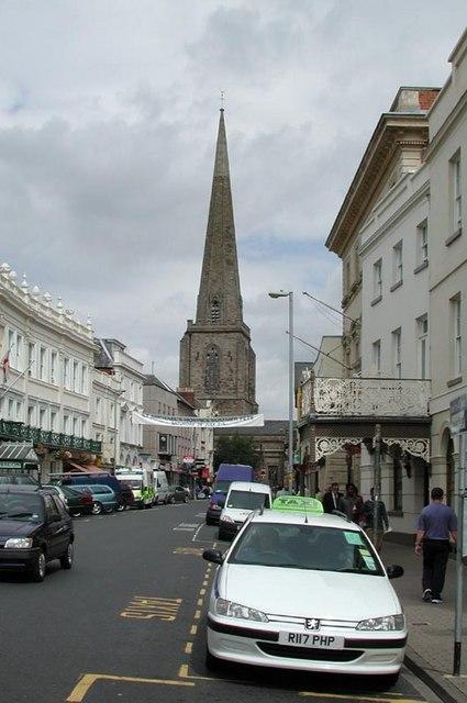All Saints Church, Hereford