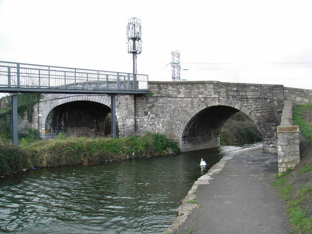Broome Bridge on the Royal Canal