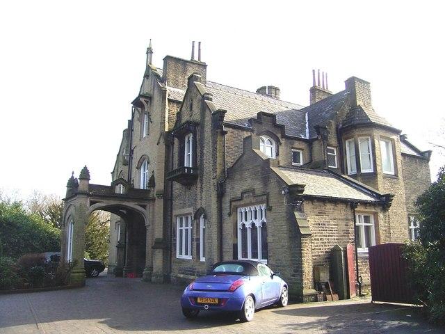 Lunnclough Hall,  Edgerton