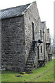 NJ1943 : Distillery warehouses at Cardhu. by Des Colhoun