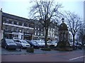 NU1813 : Market Street, Alnwick by Roger Cornfoot