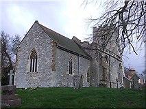 SP7330 : St. Cecilia's, Adstock by Rob Farrow