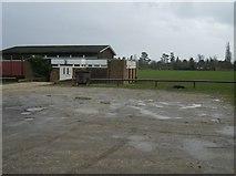 SU6975 : Mapledurham playing fields by Graham Horn