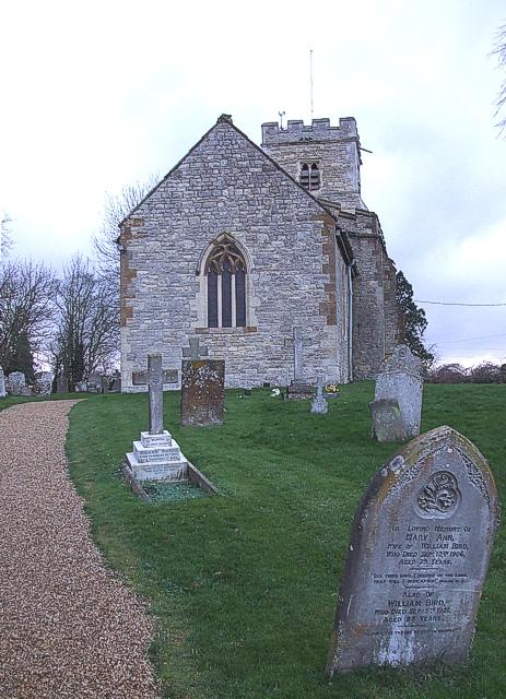 Adstock - Parish church of St. Cecilia