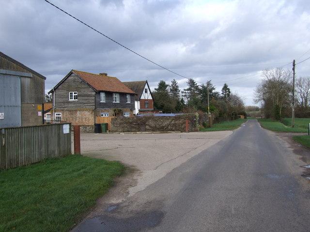Picton Farm, Tharston