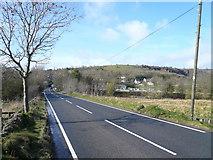 SK2855 : View approaching Middleton from B5035 by Alan Heardman