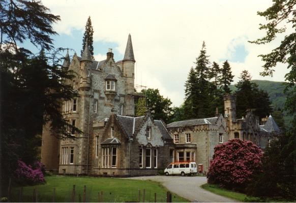 Benmore House, Younger Botanical Gardens
