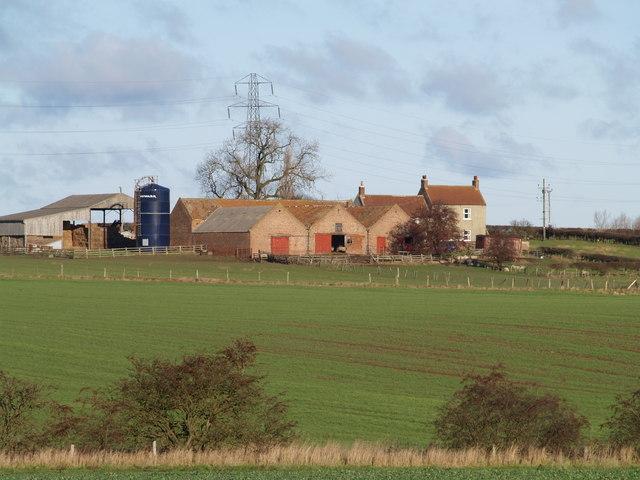 Wiske Farm, Hornby