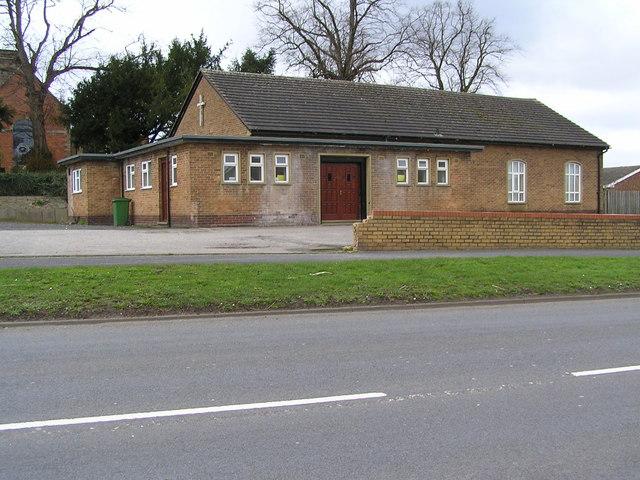 Church Hall, Baswich Lane
