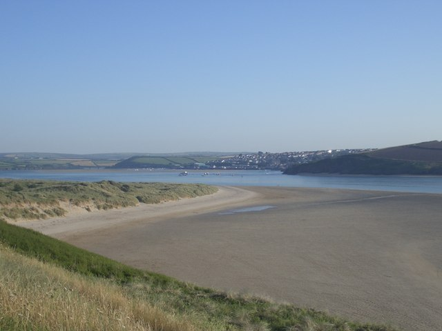 View Across To Padstow