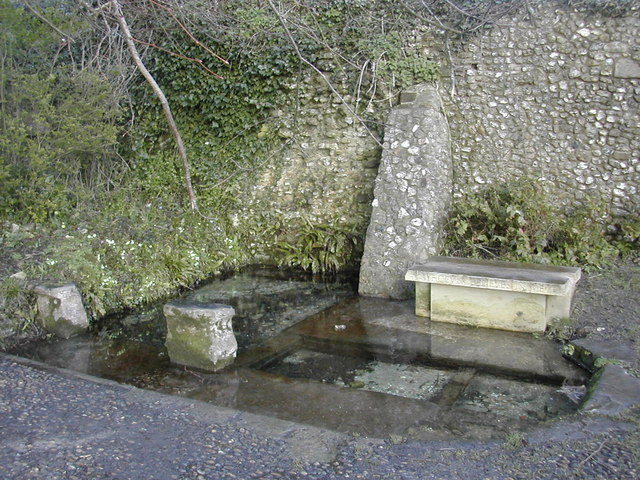 St. Augustine's Well, Cerne Abbas