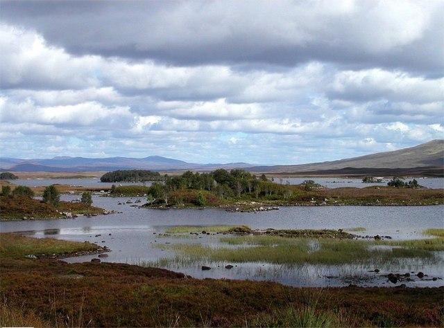 Rannoch Moor C Tom Pennington Geograph Britain And Ireland