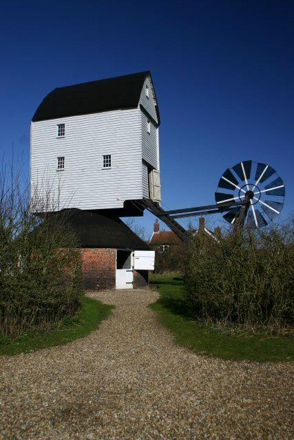 Garboldisham Windmill