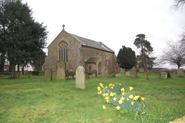 All Saints Church, Eyke