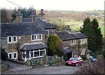 SE0927 : Lee Lane, Pule Hill by Paul Glazzard