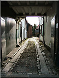 TL3514 : George Walk Ware. by Melvyn Cousins