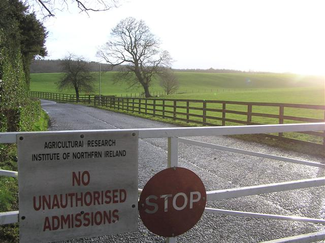 Agricultural Research Institute of Northern Ireland