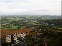 SX7087 : Meldon Hill to the Common and Chagford by Chris Park