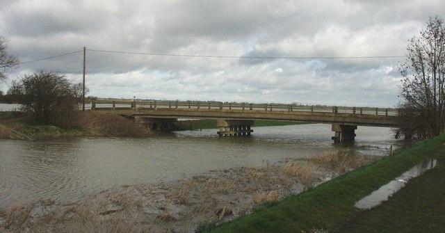Bridge At Sutton Gault