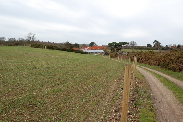 Church Farm, Aldringham