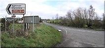 H1860 : Road at Glenkeen by Kenneth  Allen