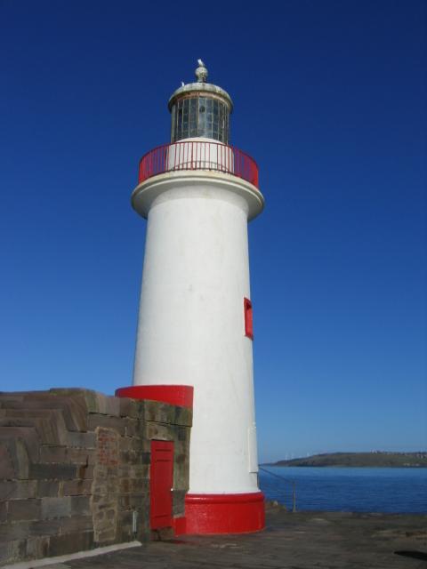Lighthouse, Whitehaven Harbour