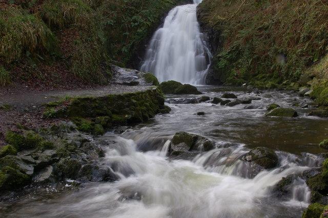 Glenoe waterfall (9)