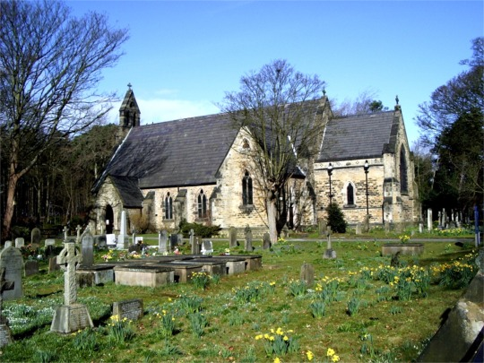 Parish Church of St Luke's, Formby