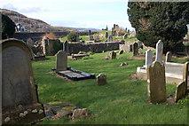 D3115 : Old graveyard, Glenarm by Albert Bridge