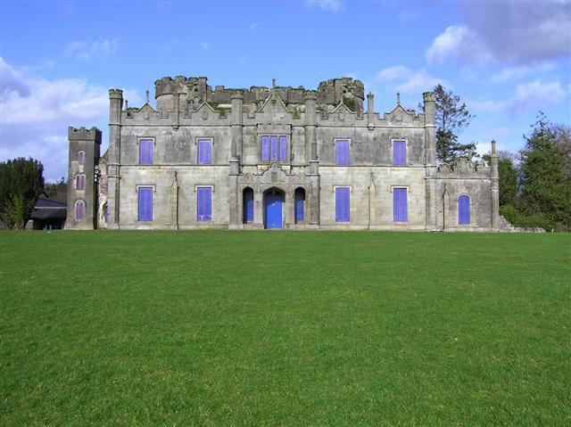 Necarne Castle (Castle Irvine) , Irvinestown