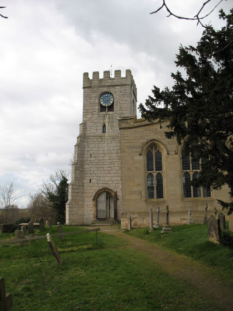 St Peter's Church, Brafferton