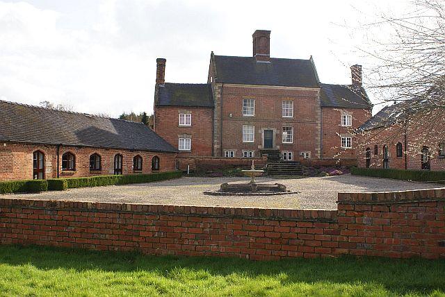 Edlaston Hall and Mews