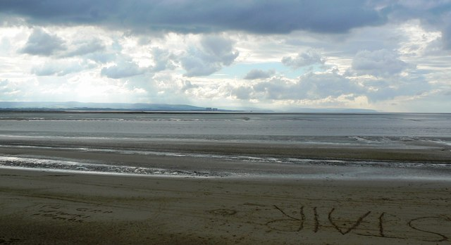 A view from the Esplanade, Burnham on Sea