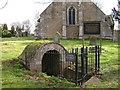 TL4065 : St Michael's Well, Longstanton, Cambridgeshire by Keith Edkins