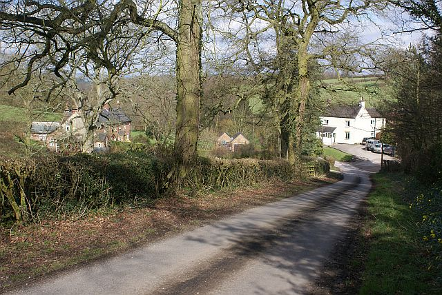 Cottages at Anacrehill on Virginsalley Lane