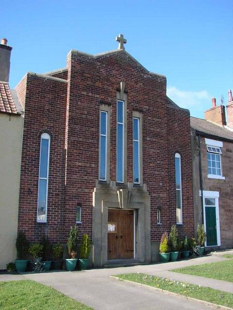 St John Fisher R C Church Sedgefield
