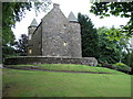 NJ9308 : Wallace tower by Richard Paxman