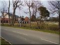 TF0443 : Rauceby Hospital site by Ken Brockway