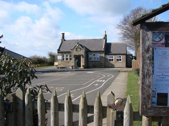 Whalton First School